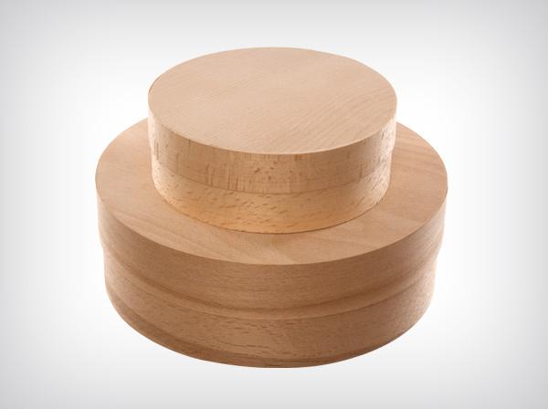 Holzschachteln