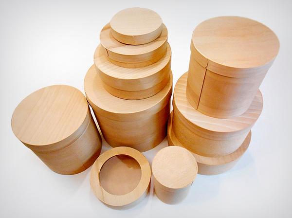 Holzschachteln 2